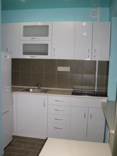 Мини-Кухня в комнате-студии
