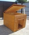 Будка (прямая крыша)