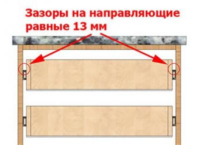 направляющие (сравнение) Роликовые \ шариковые (телескопические)